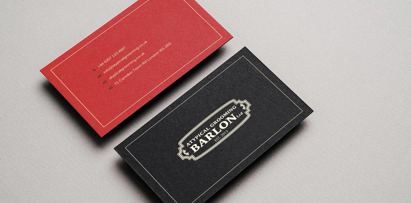 Barlon business cards 03 eon graphics barlon business cards 03 reheart Choice Image